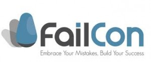 FailCon - Embrace your mistakes, build your success.