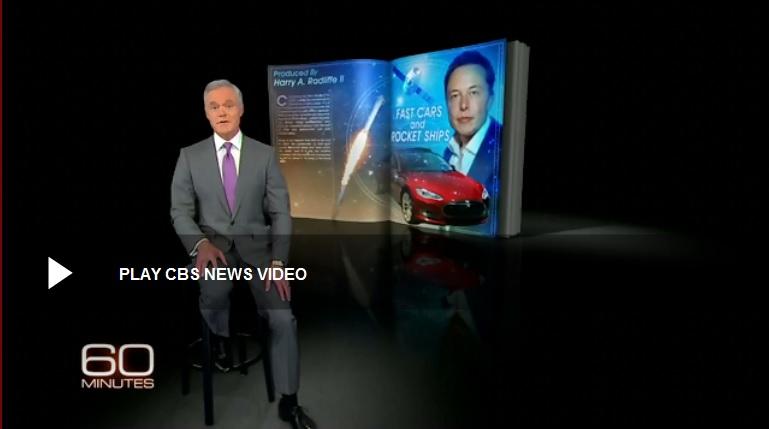 60 Minutes - Elon Musk